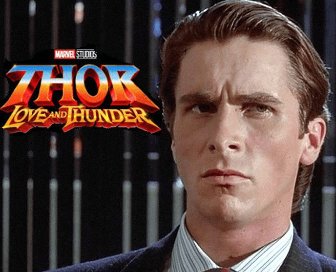Bale confirmed to be playing the villain in Thor: Love and Thunder