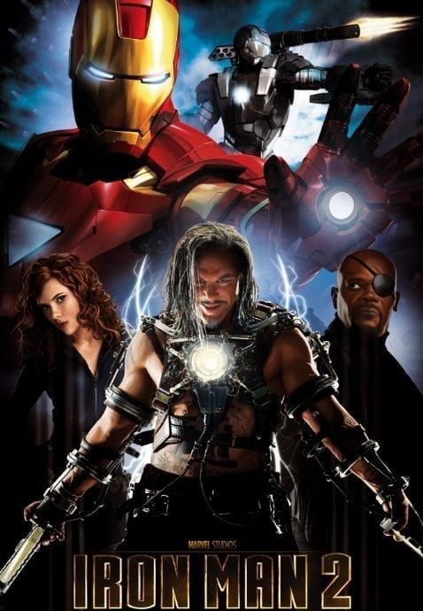 Iron Man 2, not 3, is the worst MCU film