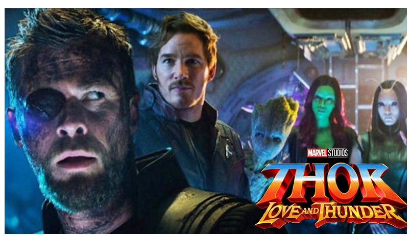 Guardians of The Galaxy will appear in Thor: Love and Thunder