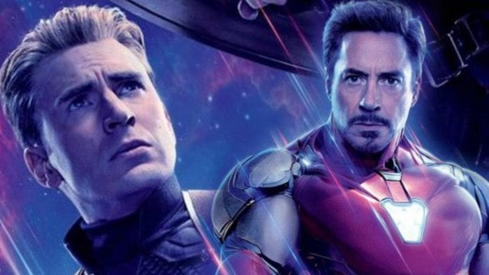 Russo Brothers release footage of Downey Jr. and Evans' final days on set of Endgame