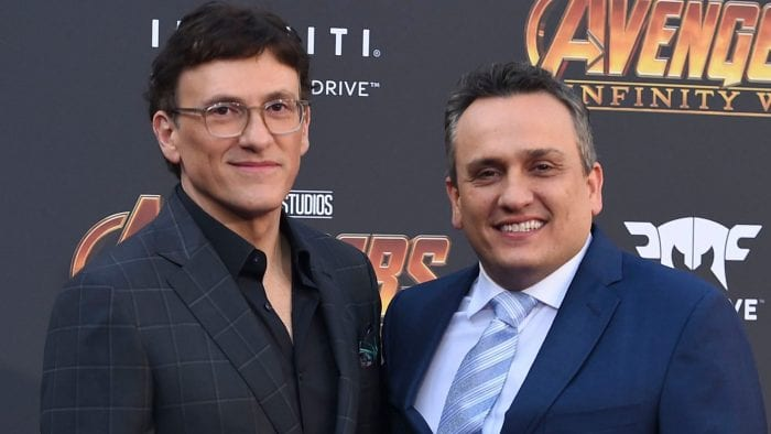 "Russo Brothers say they are ""always"" having conversations with Marvel Studios"