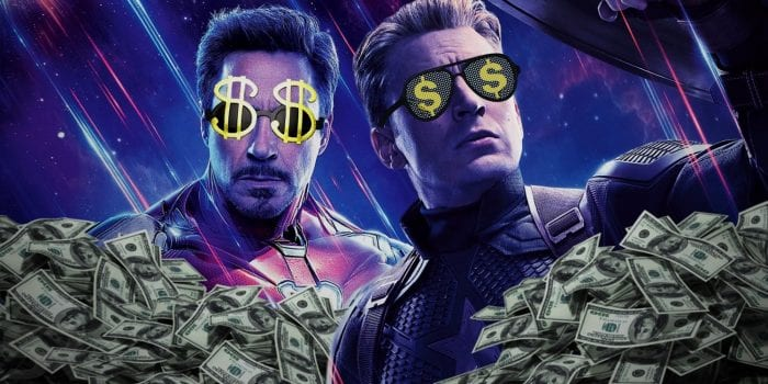 Disney earned nearly $900 million in profit from Avengers: Endgame