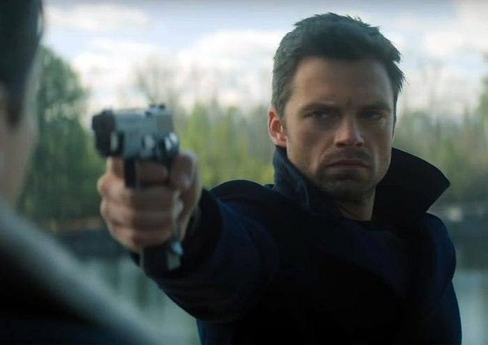 Sebastian Stan says Falcon and Winter Soldier was not finished  shooting when shutdown occurred