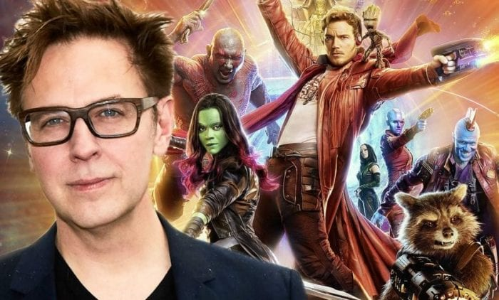 James Gunn says GOTG 3 at the moment will not be pushed back