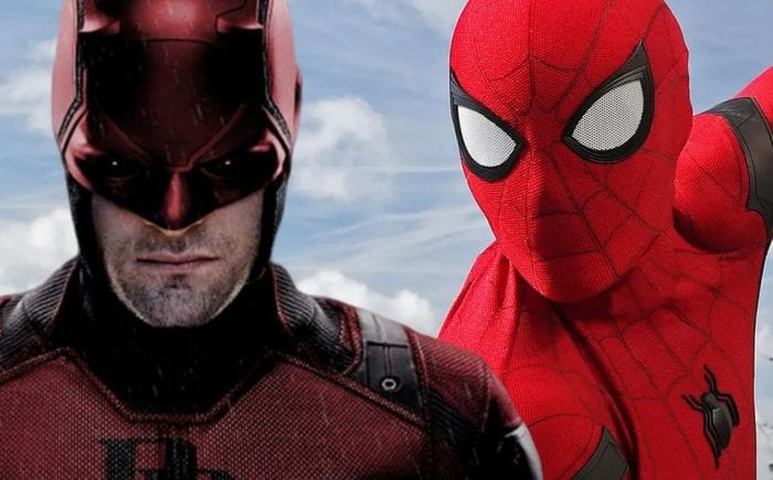 Charlie Cox says his Daredevil will not be in the Untitled Spider-Man 3