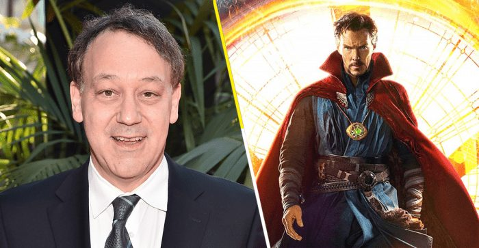 Sam Raimi confirms he is working on Doctor Strange 2