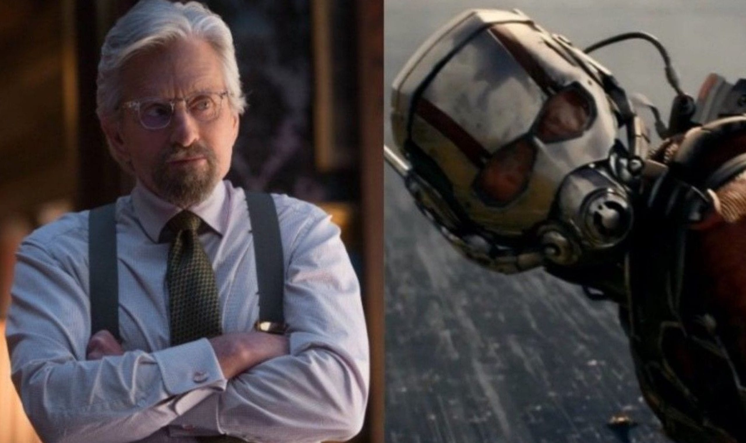 "Michael Douglas says news about Ant-Man 3 could be coming out ""pretty soon"""