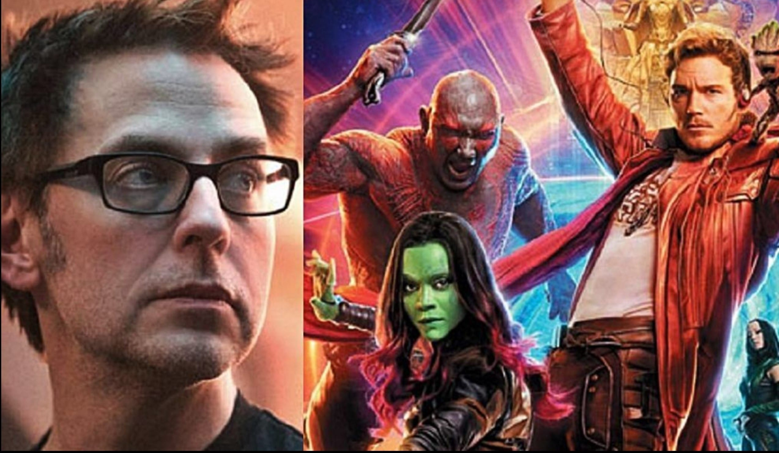 Update: Director James Gunn debunks report that said when Guardians of the Galaxy Vol. 3 would begin shooting