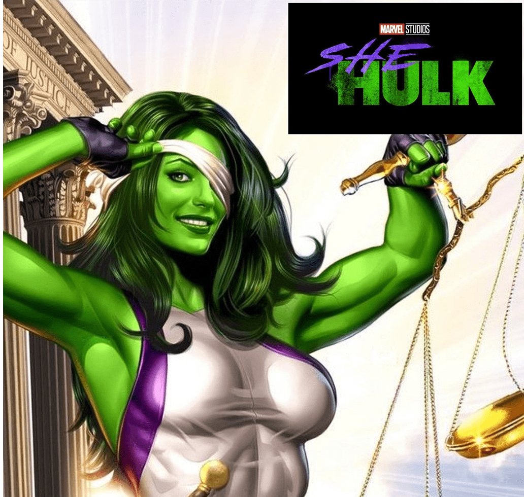Script for upcoming She-Hulk series is now finished