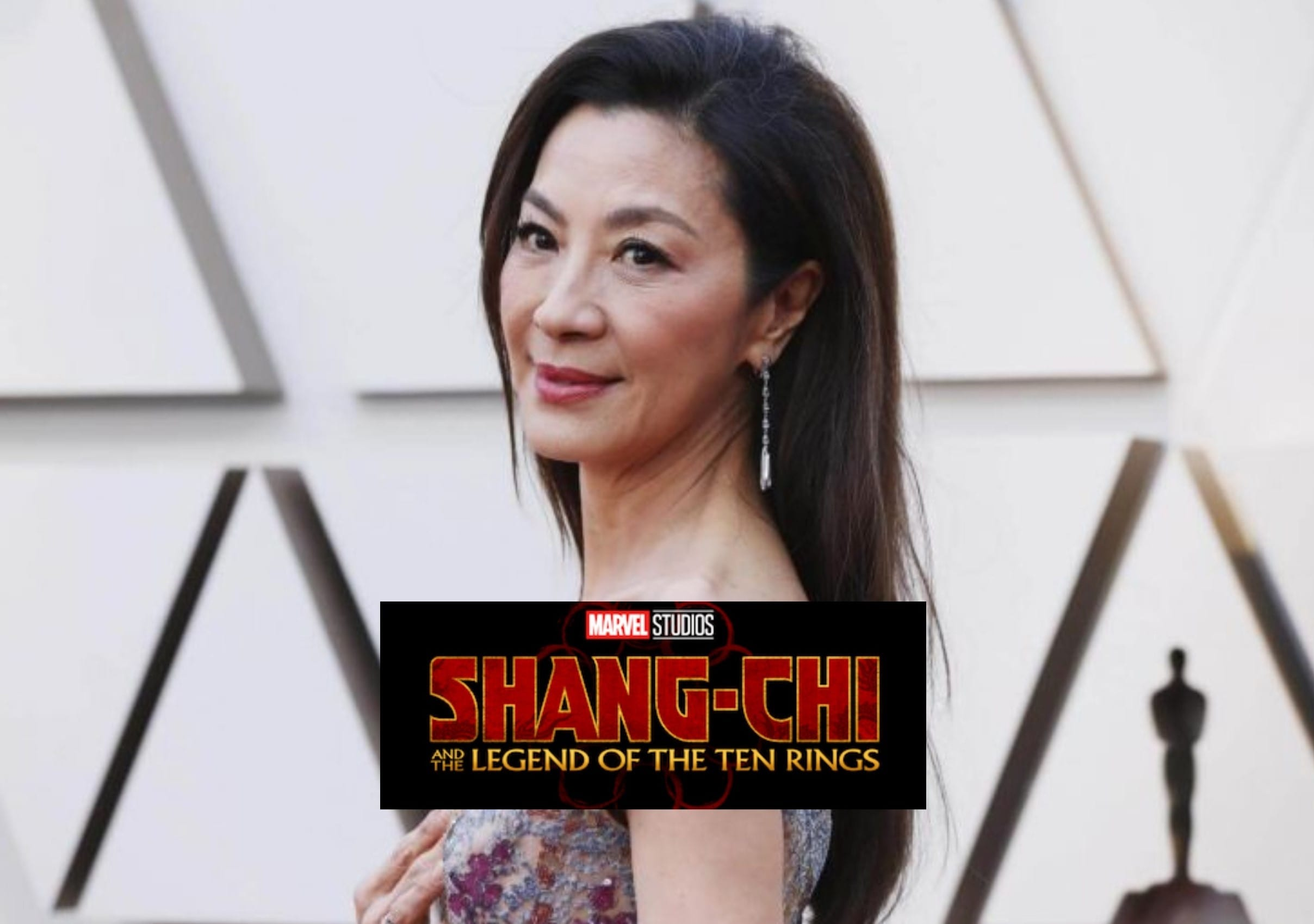 Did Michelle Yeoh just confirm she's in Shang-Chi?
