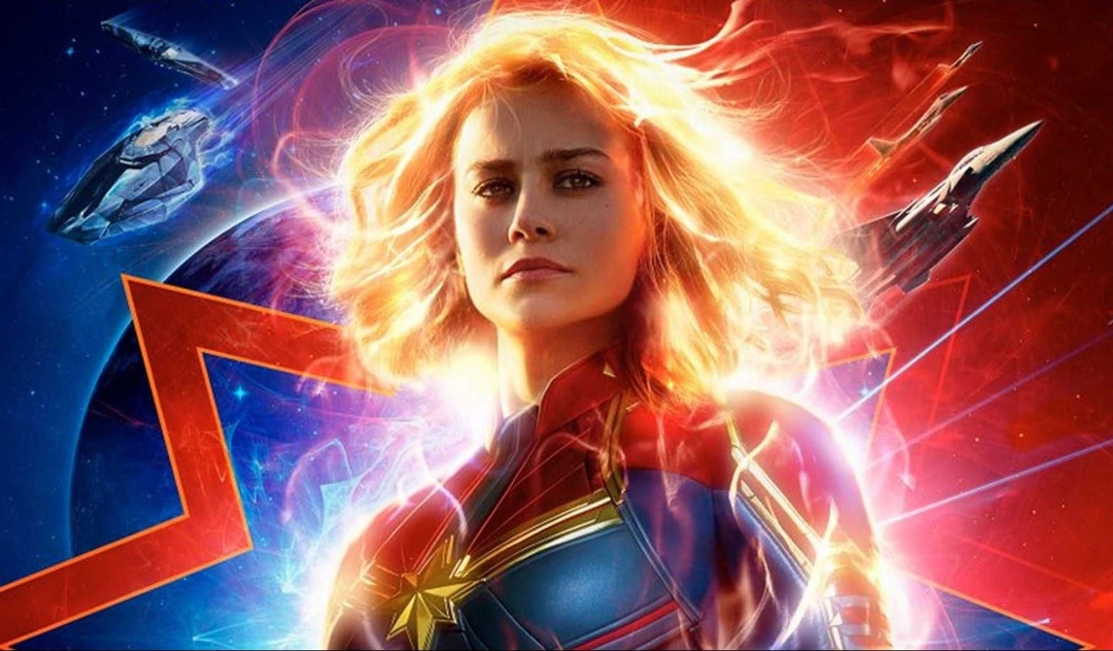 Brie Larson says she turned down Captain Marvel role twice before accepting it