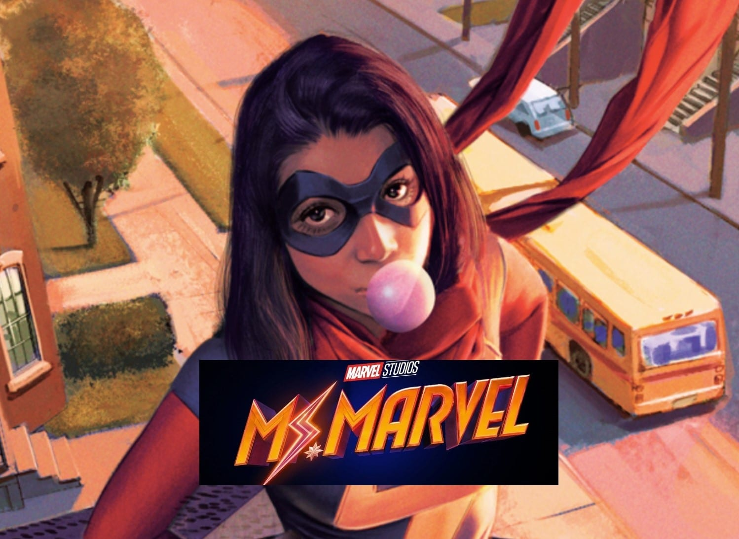 Marvel Studios picks four directors for Ms. Marvel series