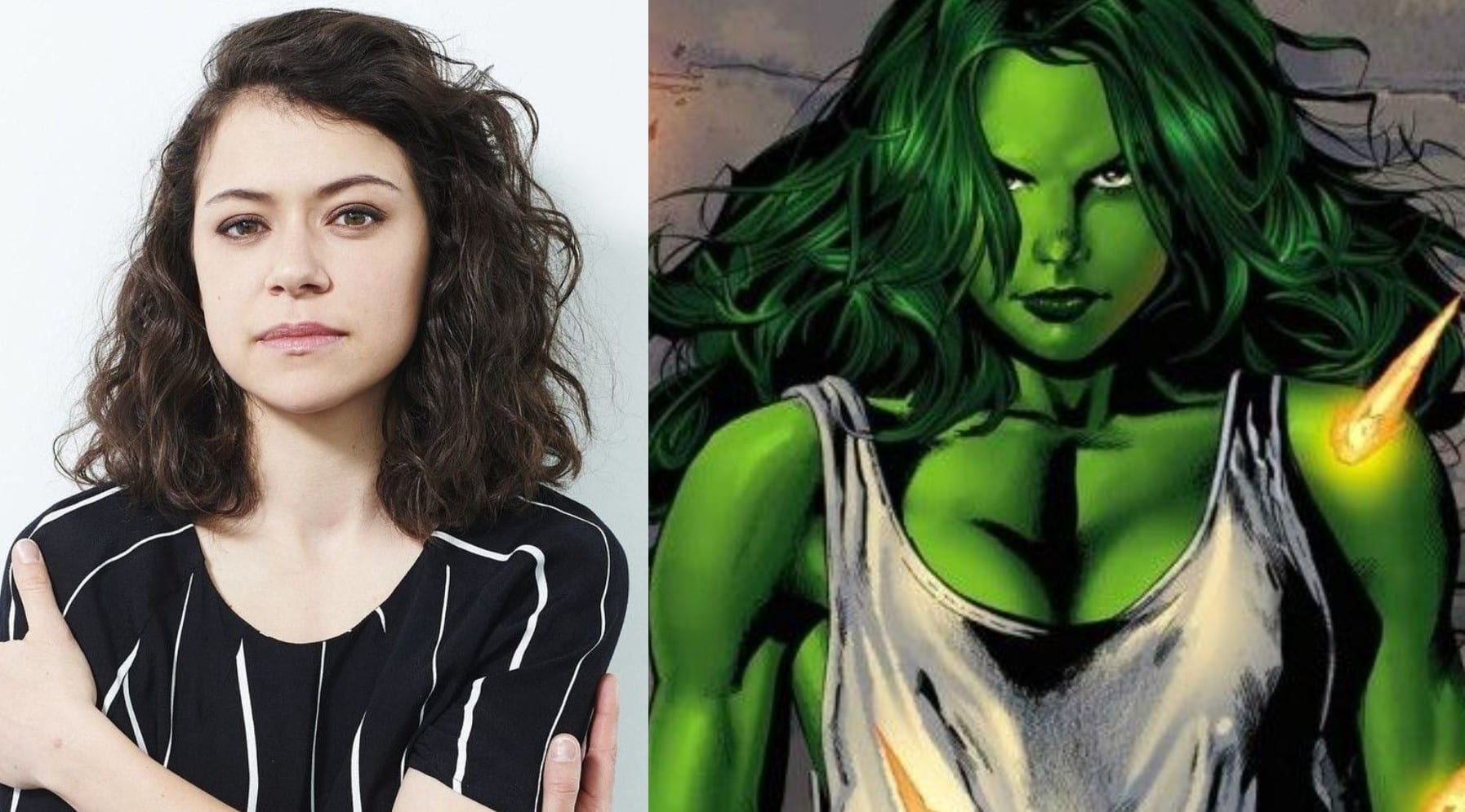 Tatiana Maslany to play She-Hulk in Disney+ series