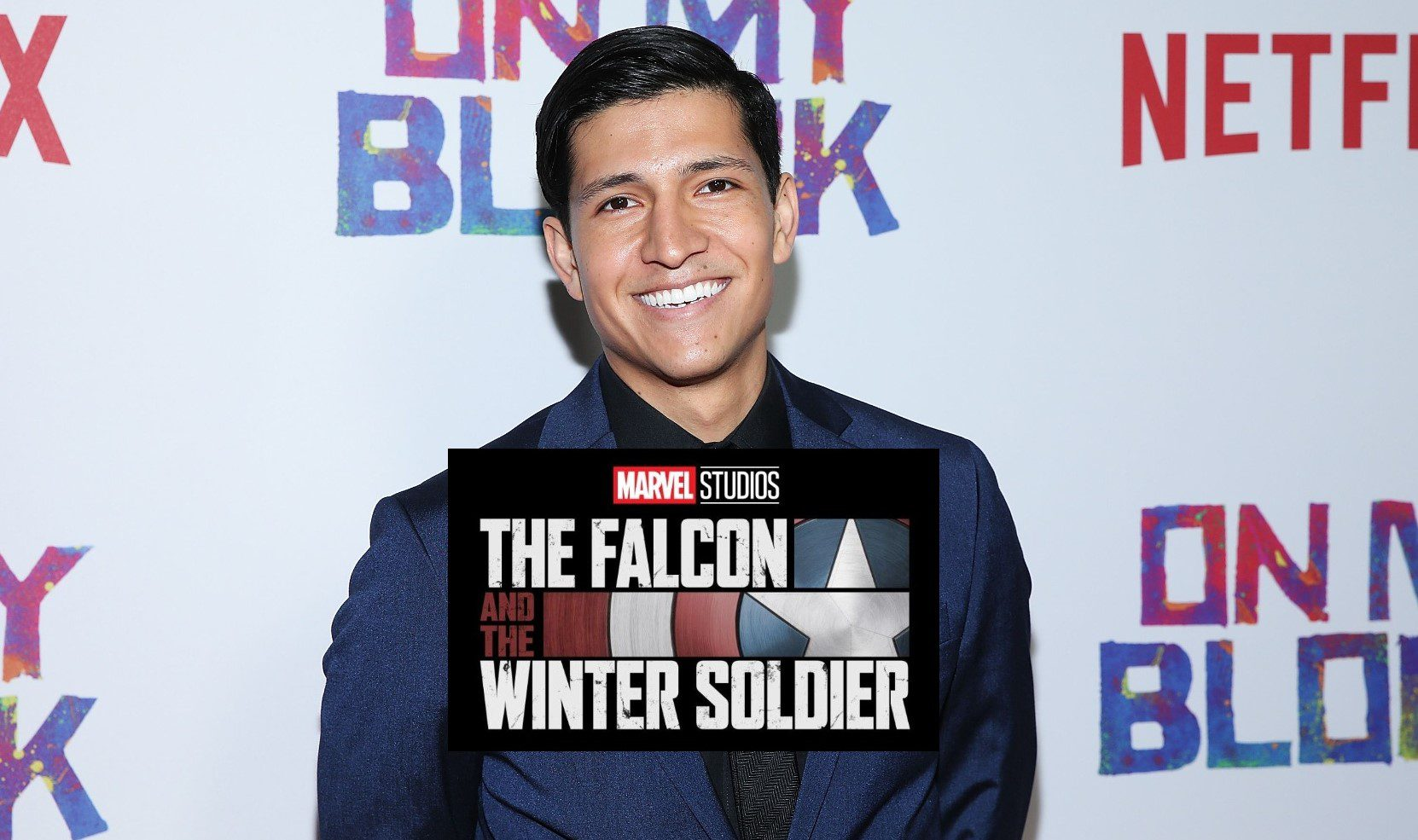 Actor Danny Ramirez joins Falcon and Winter Soldier series