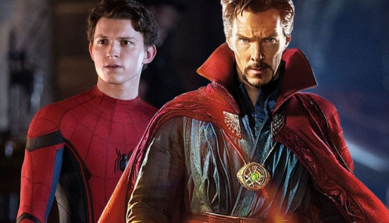Benedict Cumberbatch's Doctor Strange will appear in Spider-Man 3