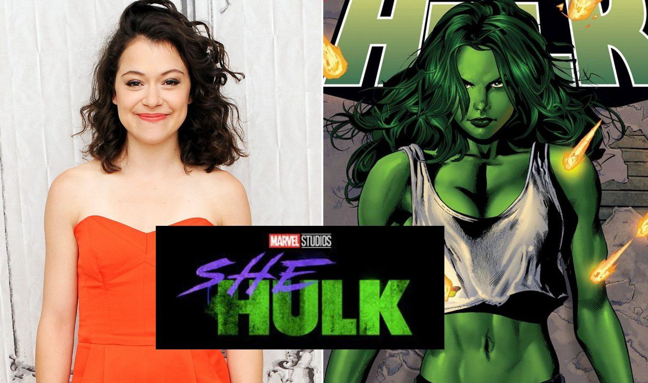 Tatiana Maslany denies report that she's been cast as She-Hulk