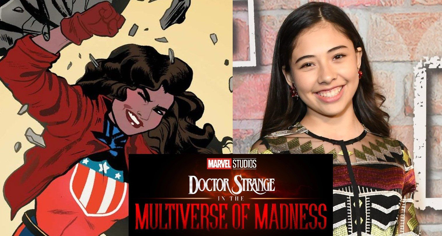 Baby-Sitters Club Star Xochitl Gomez joins the cast of Doctor Strange 2