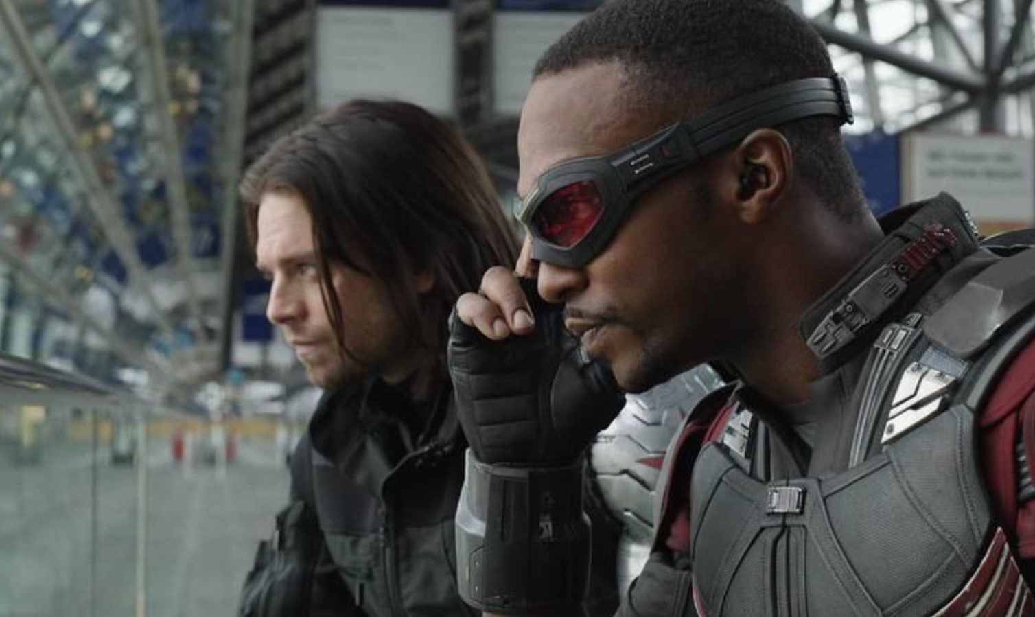 "Falcon and Winter Soldier writer says series will bring back characters from ""earliest"" MCU films"