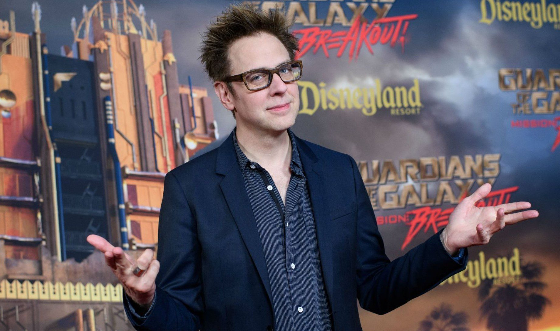 James Gunn says Guardians of the Galaxy Vol. 3's script is finished