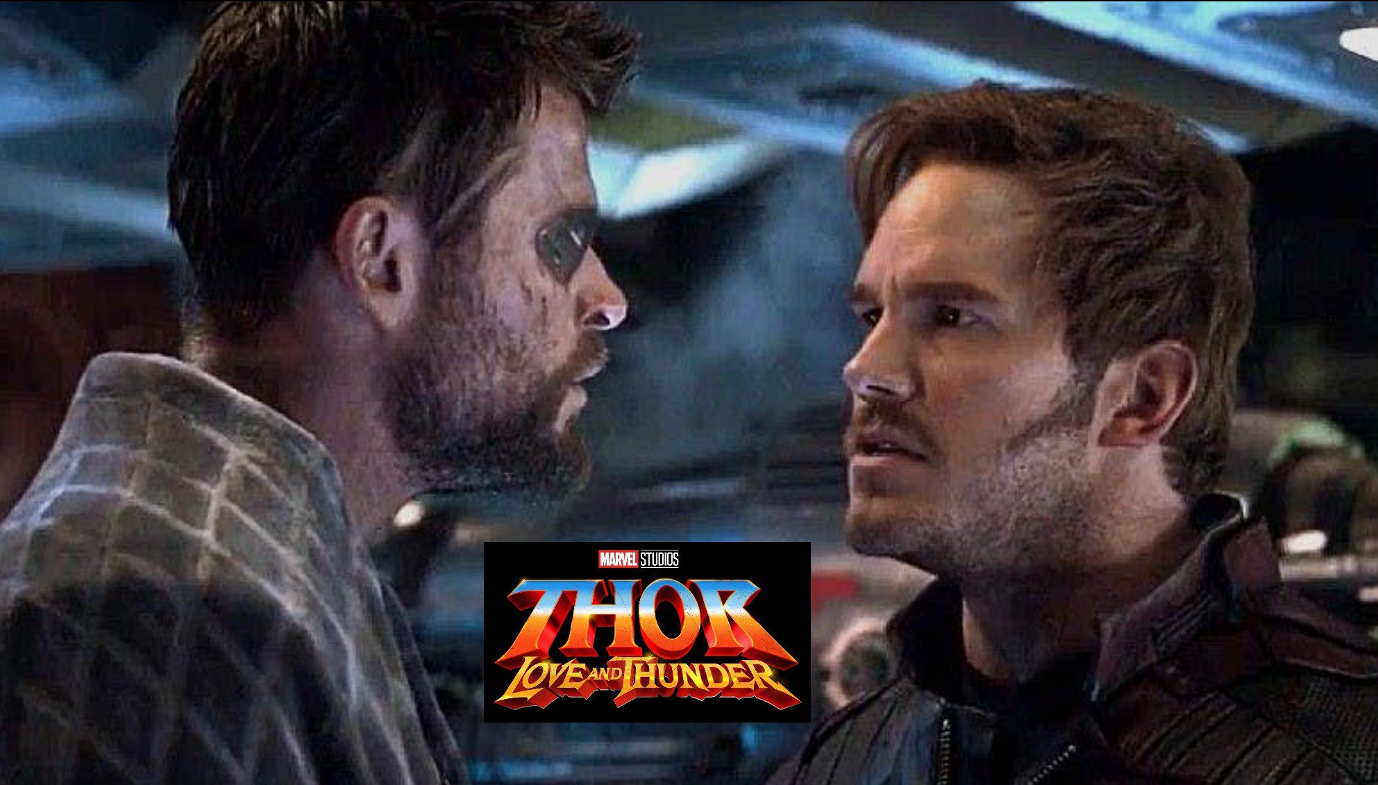 Chris Pratt confirmed to appear in Thor: Love and Thunder