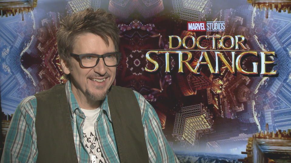 Scott Derrickson hints at why he left Doctor Strange 2