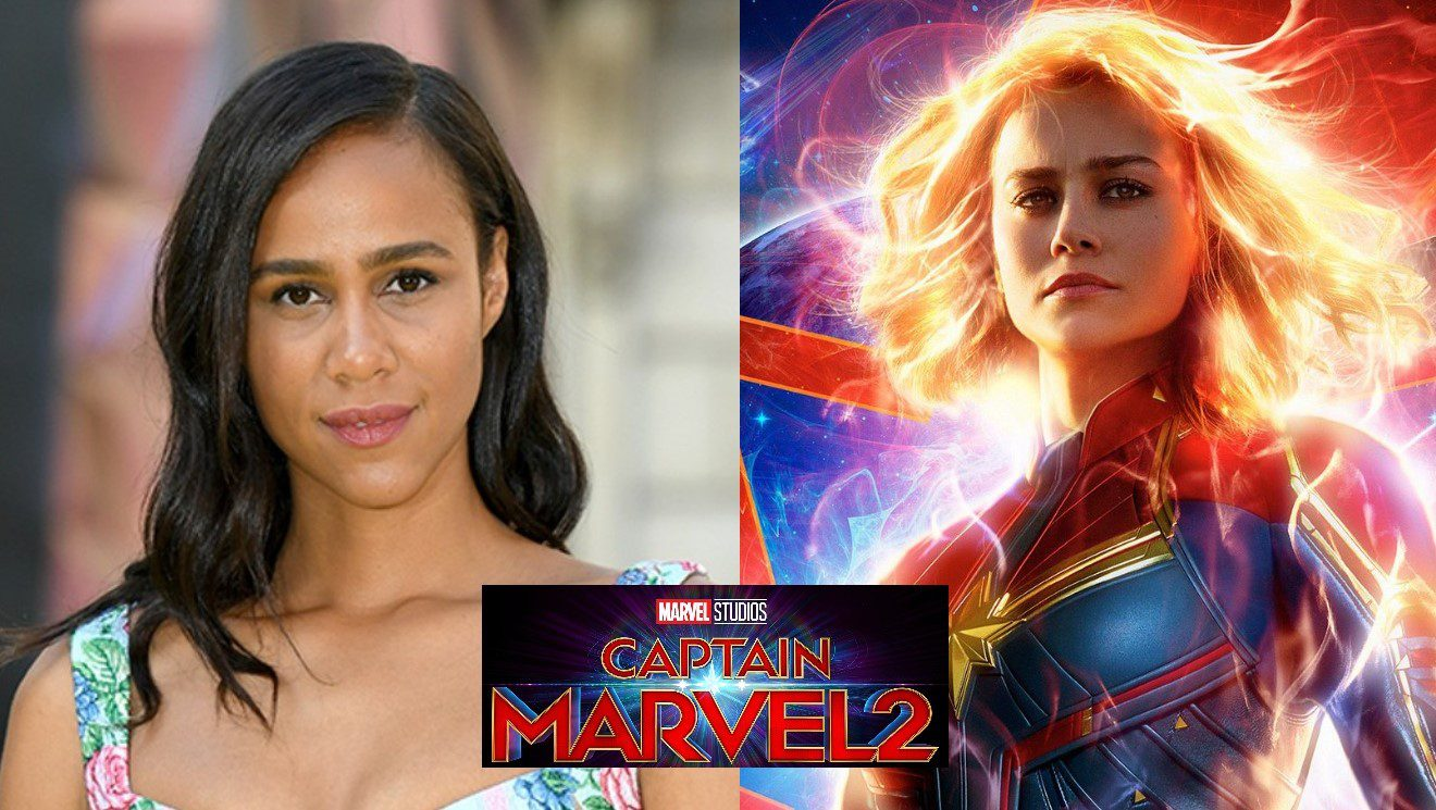 Zawe Ashton cast as the villain for Captain Marvel 2