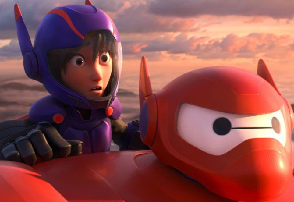Characters from Big Hero 6 are not headed to the MCU