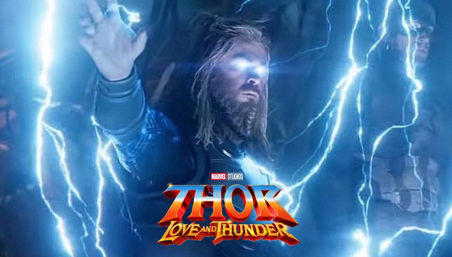 Set photos for Thor: Love and Thunder shows us the God of Thunder's new look