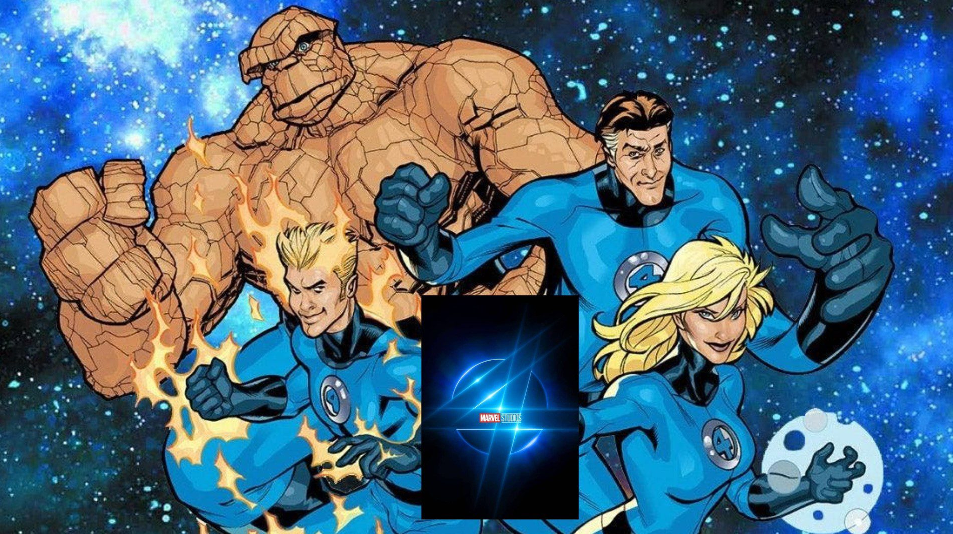 Marvel Studios has just started meeting with writers for Fantastic Four film